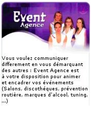 Event agence - Hotesse, Hotes, ...